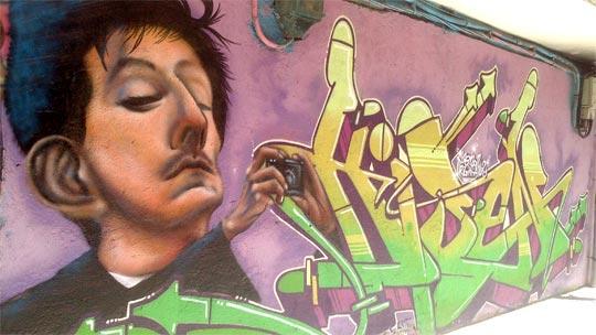 #yo_rayo #graffiti #elfrancotirador