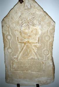 Lápida de Tanit