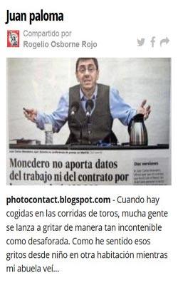 sentencia Fuenlabrada ouija Juanito